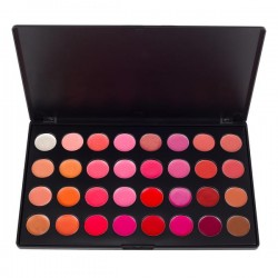 COASTAL SCENTS32 Lip Palette