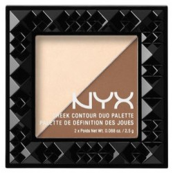 NYX Cheek Contour Duo Palette - Double date
