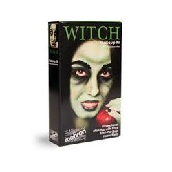 MEHRON Witch - Character Makeup Kit