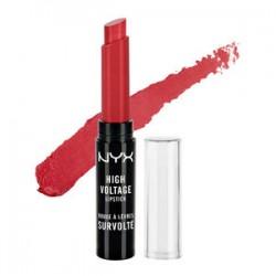 NYX High voltage lipstick