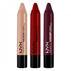 NYX SIMPLY - 3 PIECE SET LIP CREAM - SIMSET 04