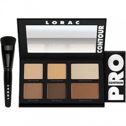 lorac pro contour with pro brush