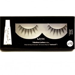 NYX Fabulous Lashes and Glue