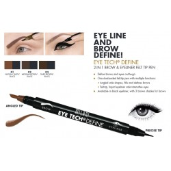 milani eye tech define 2 in 1 brow  eyeliner felt tip
