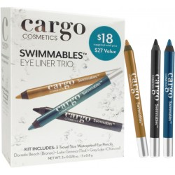CARGO Swimmables Eyeliner Trio