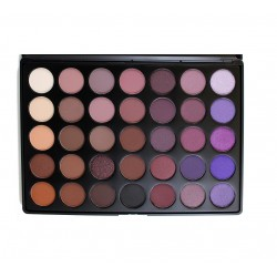 Morphe Brushes 35P - 35 Color Plum Palette