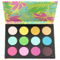 Coastal Scents Summer Breeze Palette