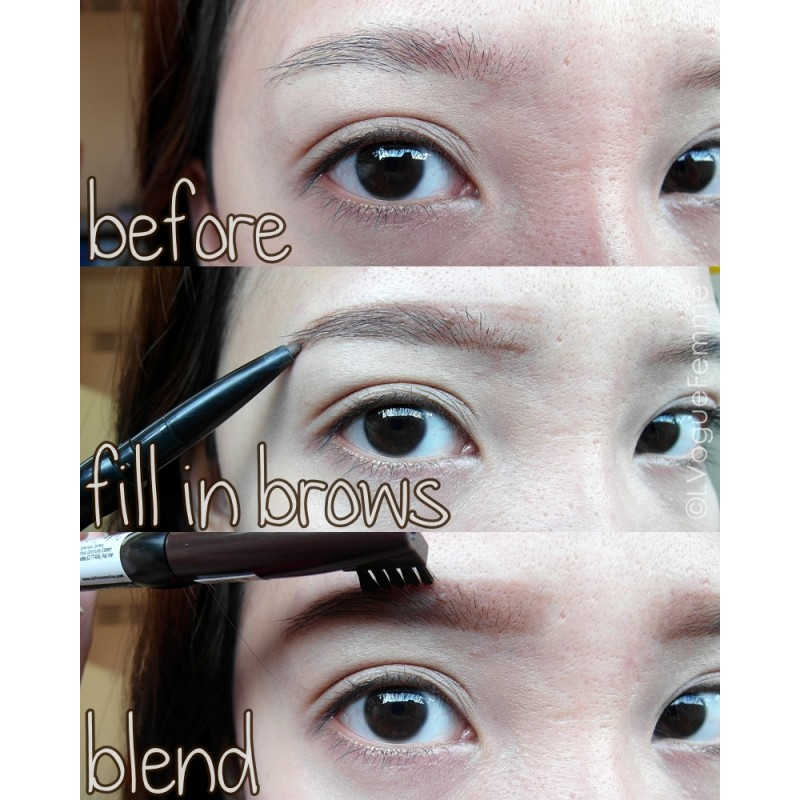 Nyx Auto Eyebrow Pencil Beautykitshop