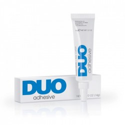 DUO Eyelash adhesive white clear 14gr