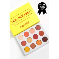 (PREBOOK) Colourpop  YES, PLEASE!
