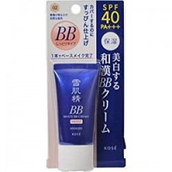 Sekkisei White BB Cream Moist no 02