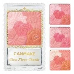 Canmake Tokyo Glow Fleur Cheeks