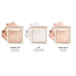 JOUER COSMETICS Powder Highlighter Trio Set 2