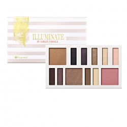 BH cosmetics Illuminate By Ashley Tisdale Night Goddess 12 Color Eye & Cheek Collection