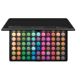 BH cosmetics 88 Matte - Eighty-Eight Color Eyeshadow Palette