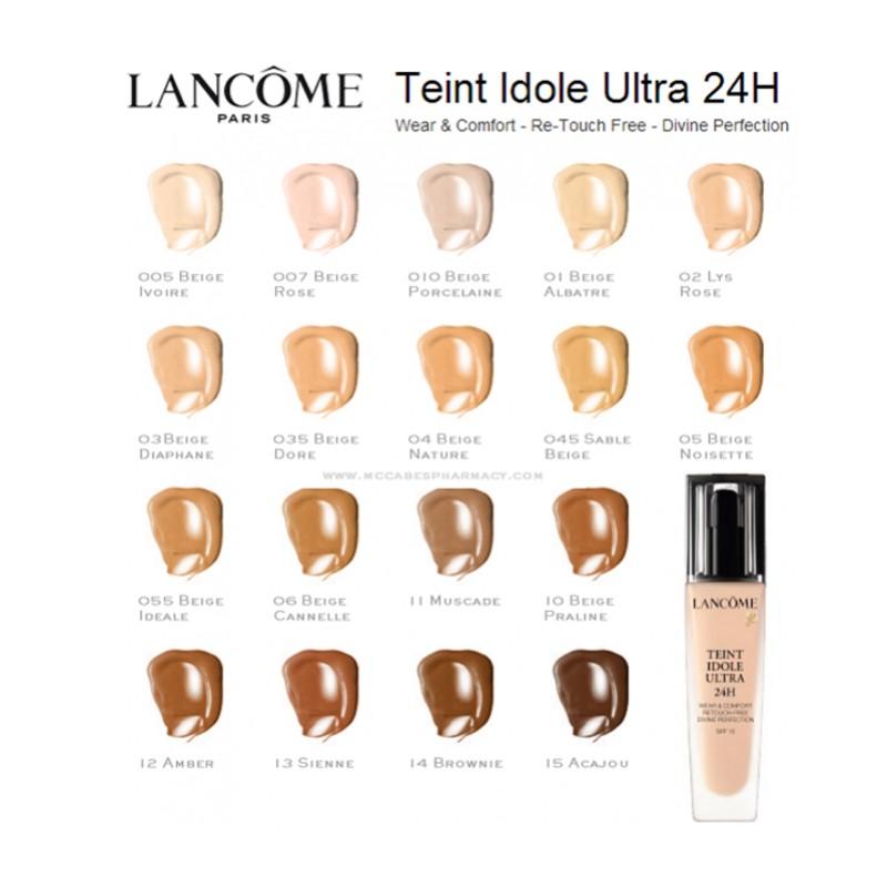 Teint Idole Ultra 24H Long Wear Foundation | Teint idole