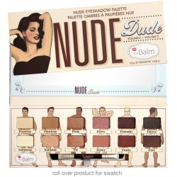 THE BALM  Nude Dude® Nude Eyeshadow Palette