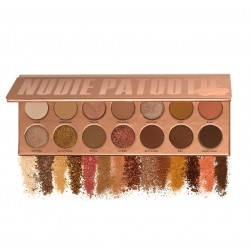 LAURA LEE LOS ANGELES Nudie Patootie Eyeshadow Palette