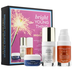 Sunday Riley Bright Young Thing Visible Skin Brightening Kit