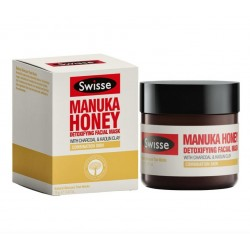 SWISSE MANUKA HONEY DETOXIFYING FACIAL MASK 70gr
