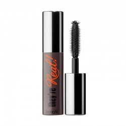 Mini They're Real! Lengthening & Volumizing Mascara in Beyond Black