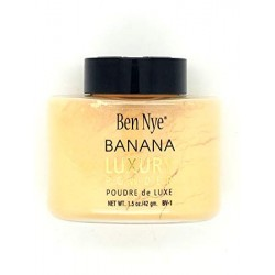 Ben Nye Banana Luxury Powder BV-1 1.5 oz