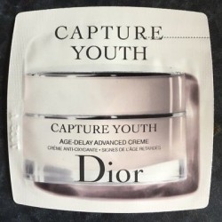 Dior Capture Youth Age-Delay Advanced Crème 1ml