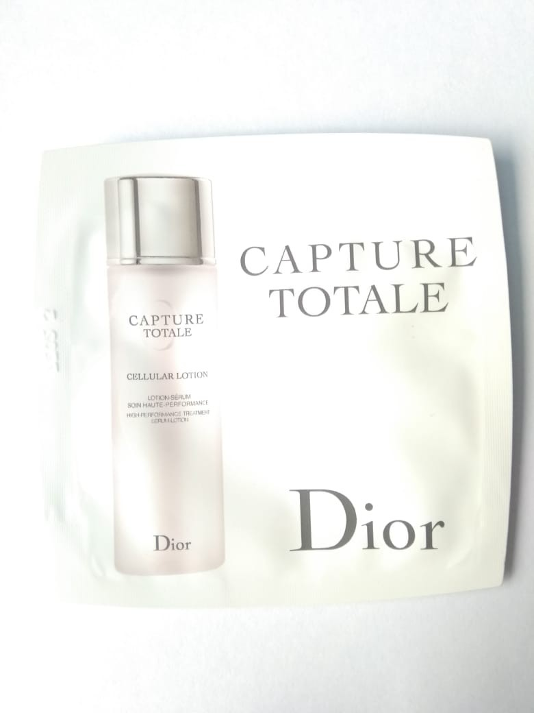 ccc9798f Dior Capture Totale Le Serum Total Youth Skincare Intensive Replumping  Action 3ml