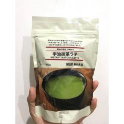 MUJI Instant Matcha Latte 100gr