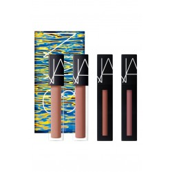NARS Undressed Liquid Lip Set I