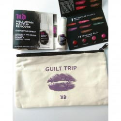 URBAN DECAY POUCH SET E