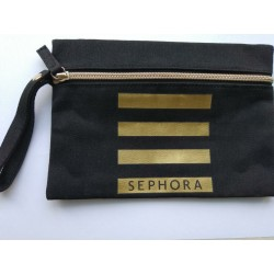 SEPHORA CLUTCH BLACK