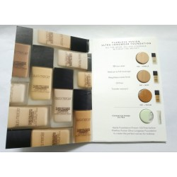 LAURA MERCIER FLAWLESS FUSION ULTRA LONGWEAR FOUNDATION SAMPLE CARD