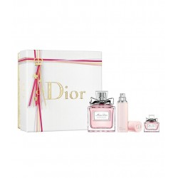 DiorMiss Dior Blooming Bouquet Travel Spray 3 Piece Gift Set