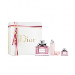 Dior Miss Dior Absolutely Blooming Travel Spray 3 Piece Gift Set