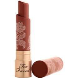 Too Faced  Natural Nudes Intense Color Coconut Butter Lipstick in Pout About it