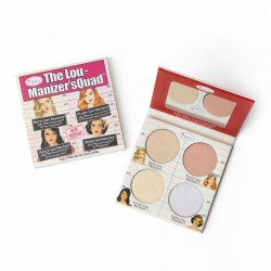 THE BALM The Lou-Manizer'sQuad Highlighter Palette