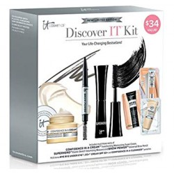 IT COSMETICS DISCOVER IT KIT Your Life  Changing Bestsellers
