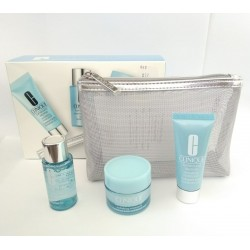 Clinique 3 pcs Travel Size Radiance Eclat Kit