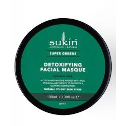 Sukin Super Greens Detoxifying Facial Masque