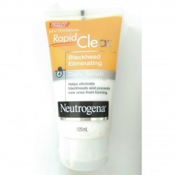 Neutrogena Rapid Clear Blackhead Eliminating Daily Scrub (125mL)