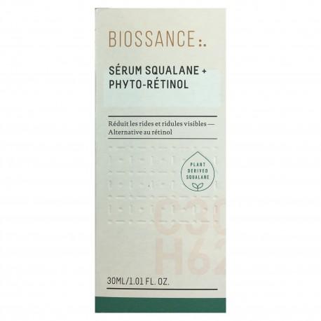 Biossance Squalane + Phyto-Retinol Serum, 1oz | 30mL