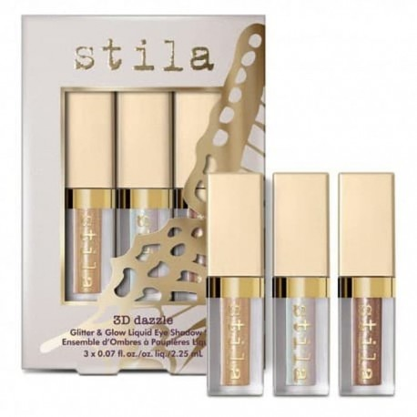 STILA 3D Dazzle Liquid Eye Shadow Set