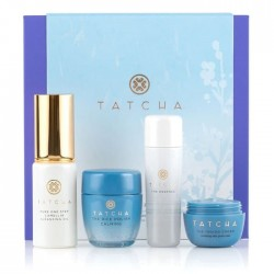 TATCHA The Starter Ritual Set Soothing for Sensitive Skin