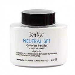 Ben Nye Neutral Set Colorless Face Powder 1,5oz