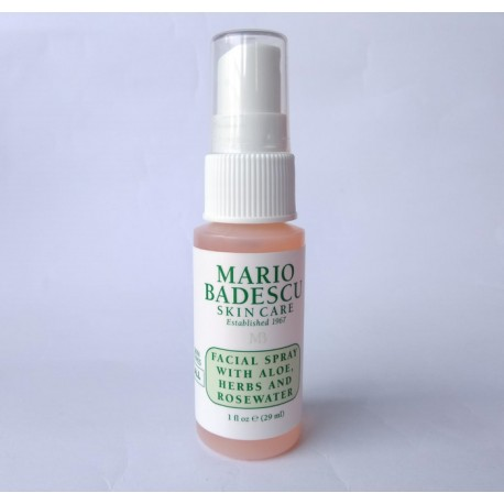 Mario Badescu Facial Spray With Aloe Herbs And Rosewater 29ml Beautykitshop