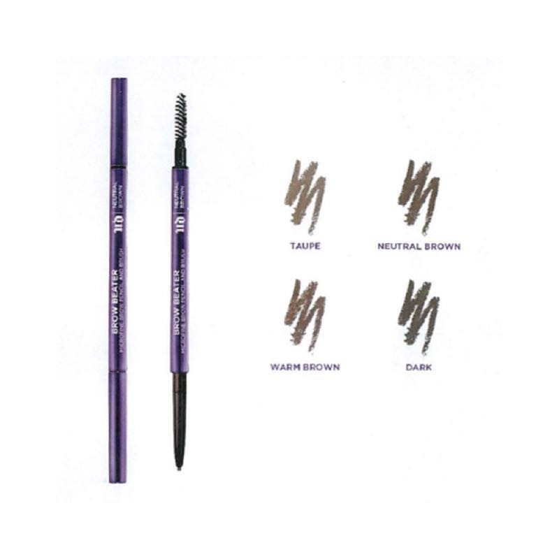 Brow Beater Microfine Brow Pencil And Brush by Urban Decay #9