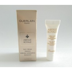 GUERLAIN ABEILLE ROYALE DAY CREAM FIRMING WRINKLE MINIMIZING RADIANCE 3ml