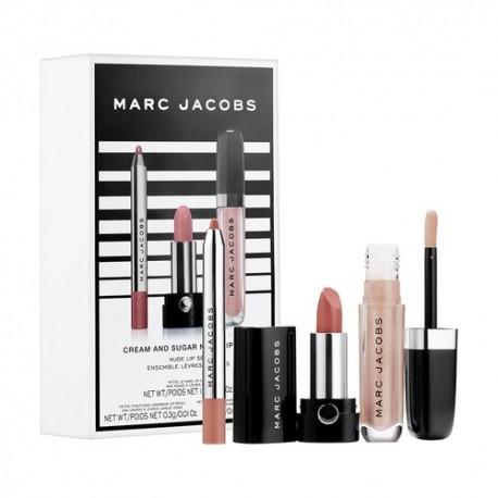 Marc Jacobs BOTF Cream and Sugar Nude Lip Trio