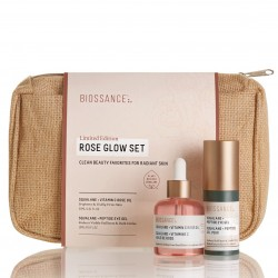 BIOSSANCE Rose Glow Set